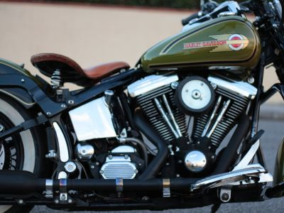 HARLEY OLD STYLE
