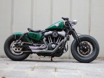 HARLEY SPORTSTER 1200 fortyeight