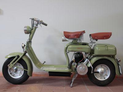 LAMBRETTA INNOCENTI MODELLO C 1951
